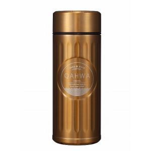 マグボトル おしゃれ シービージャパン 水筒 420ml 直飲み カフア コーヒー ゴールド QAH...