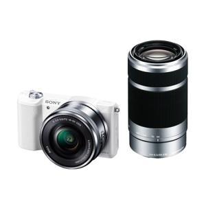ソニー SONY ミラーレス一眼レフカメラ ILCE-5100Y W ホワイト