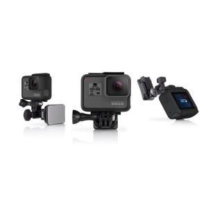 《新品アクセサリー》GoPro (ゴープロ) ヘルメットフロント&サイドマウント AHFSM-001の商品画像|ナビ