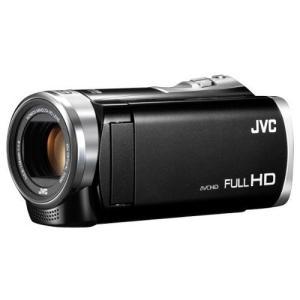 JVCケンウッド ビデオカメラ Everio GZ-E108-B ブラック