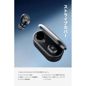 sound peats フルワイヤレスイヤホン ブラック truefree+ ワイヤレス(左右分離) /Bluetooth おしゃれ|beisiadenki|05