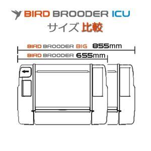 【育雛器】温湿度管理飼育ケース・バードブルダー【育雛・病鳥用】|belbird|05