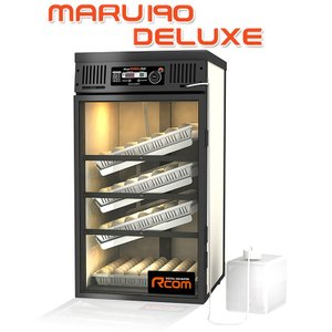 MARU190-DELUXE 業務用全自動孵卵器(ふ卵器・ふ卵機) belbird