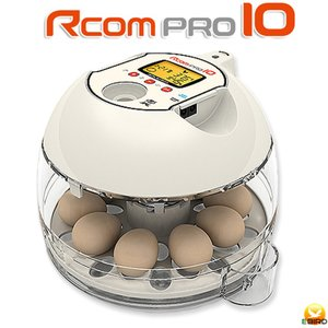 Rcomプロ10 小型自動孵卵器(ふ卵器・ふ卵機) |belbird