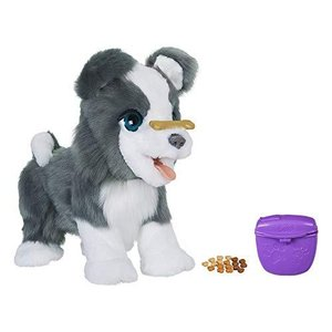 ファーリアル トリックラブ 子犬のリッキー 犬 ぬいぐるみ 電動 ロボット E0384 正規品|belem-code