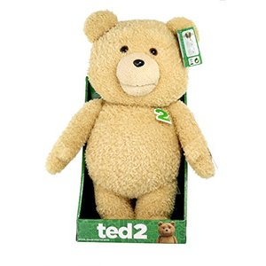 Commonwhealth テッド Ted 2 しゃべるぬいぐるみ 禁止ワード版 40cm(16インチ)|belem-code