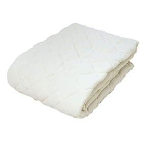 三幸 洗える 吸水速乾 抗菌 防臭 ベットパッド・敷きパッド・敷きカバー クリーム シングル ウォッシャブル 丸洗いOK ベッドパッド 12 belem-code