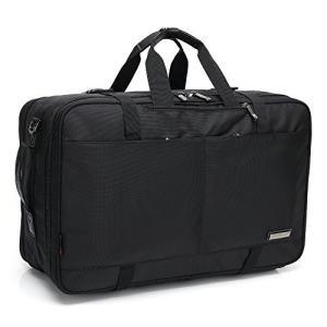 クロース(Kroeus)3wayビジネスバッグ スーツ収納袋付き 35L 大容量 A3書類収納可 鍵付き 出張 自転車通勤|belem-code