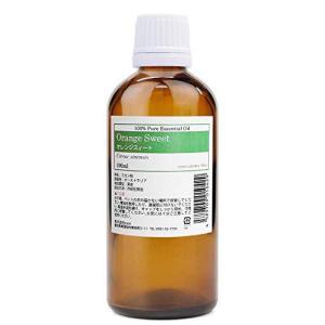 ease アロマオイル エッセンシャルオイル オレンジスイート 100ml AEAJ認定精油|belem-code