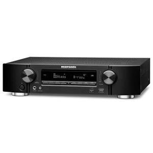 マランツ Marantz NR1710 AVレシーバー Dolby Atmos Height Virtualizer/ブラック NR1710|belem-code