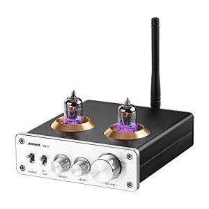 AIYIMA TUBE-T2 Bluetooth5.0ハイファイ6 j 1真空管プリアンプアンプステレオプリアンプ 高音低音コントロールホー|belem-code