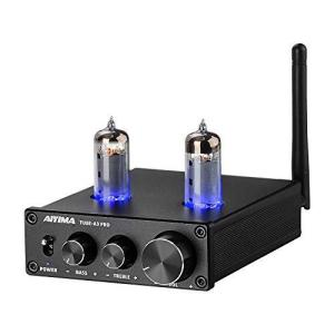 AIYIMA A3 PRO Bluetooth 5.0 6K4TUBE真空管プリアンプステレオDC12V 6K4真空管プリアンプAMP高音と|belem-code