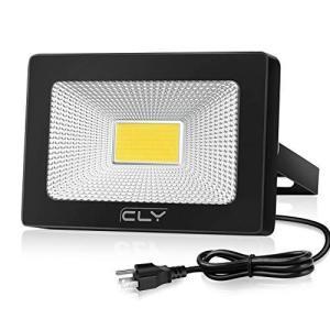 CLY LED 投光器 10W 昼白色 防犯ライト 玄関ライト フラッドライト LED作業灯 集魚灯 倉庫灯 店頭看板灯 リウム灯 IP66|belem-code