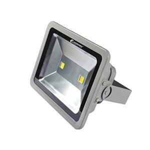 GOODGOODS LED 投光器 100W 屋外 防水 11000lm 看板灯 フラッドライト 屋外照明 工事用 倉庫照明 駐車場灯 LD|belem-code