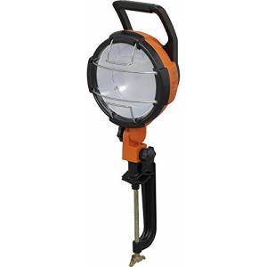 アイリスオーヤマ LED ワークライト投光器 作業灯 防雨型 屋内・屋外兼用 クランプライト 2000lm LWT-2000C|belem-code
