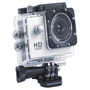 HAC(ハック) アクティブ スポーツカム アクションカメラ 水中カメラ 防水カメラ 1080p フルHD 2.0インチ 液晶画面 水深30 belem-code