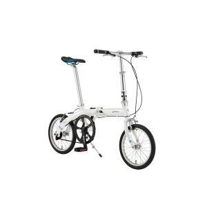 折りたたみ自転車 16インチ 軽量 ゴルディーニ GORDINI AL-FDB160 Lumie 折り畳み自転車|belkis|02