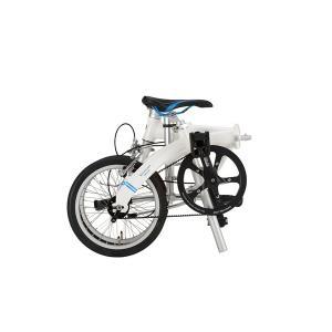 折りたたみ自転車 16インチ 軽量 ゴルディーニ GORDINI AL-FDB160 Lumie 折り畳み自転車|belkis|03