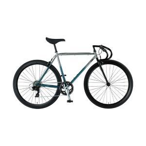 ロードバイク タイヤ 700C 自転車 カギ ライト付 スタンドなし シマノ7段変速 OSSO オッソ R311-CR|belkisno1
