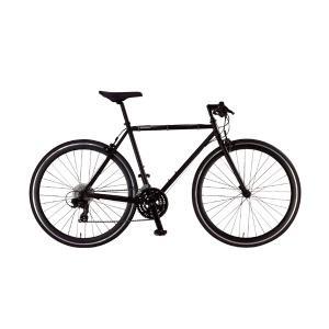 クロスバイク 700C 自転車 スタンドなし シマノ21段変速 ライト カギ付 OSSO オッソ R330-CR|belkisno1