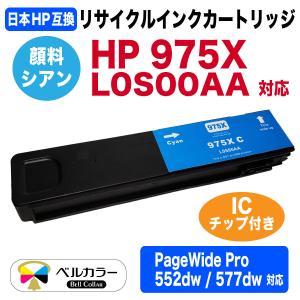 【商品概要】 日本HP(ヒューレット・パッカード) HP 975X ( L0S00AA )対応のリサ...