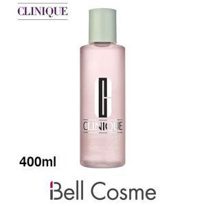 クリニーク クラリファイング ローション3  400ml (化粧水)  CLINIQUE 母の日ギフト 母の日プレゼント 早割 人気|bellcosme