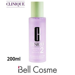 クリニーク クラリファイングローション2  200ml (化粧水)  CLINIQUEホワイトデー 応援クーポン お返し 彼女 妻|bellcosme