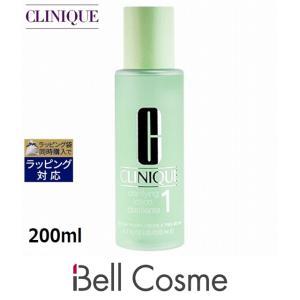クリニーク クラリファイング ローション 1  200ml (化粧水)  CLINIQUE 母の日ギフト 母の日プレゼント 早割 人気|bellcosme