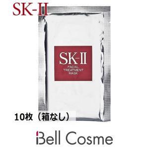 SK2 フェイシャル トリートメント マスク    10枚(箱なし) (シートマスク・パック) エス...