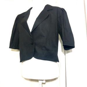 エマニュエルウンガロ サイズ11 黒 ブラック ジャケット ...