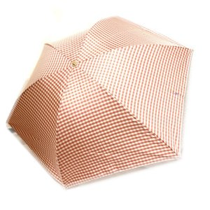 新品  ポロラルフローレン POLO Ralph Lauren 傘 軽量 折りたたみ傘  ギンガムチ...
