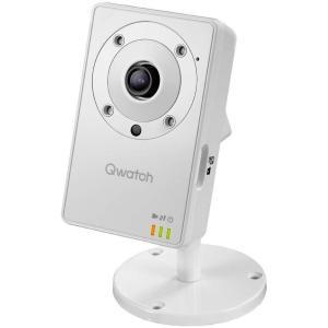 I-O DATA ネットワークカメラ スマホ ペット 子供 見守り 会話OK/録画/土日も電話サポー...