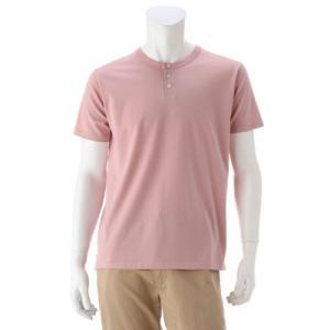ヘンリーネックTシャツ XS〜L|bellemaison