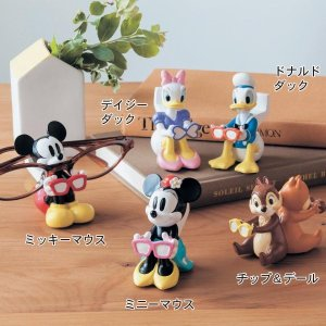 ■ミッキーマウス/幅約4.5、奥行約7.3、高さ約6.5cm ■ミニーマウス/幅約4.5、奥行約7、...