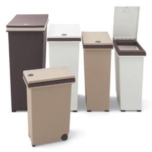 BELLE MAISON DAYS サイズが豊富な角型ゴミ箱 30リットルの写真