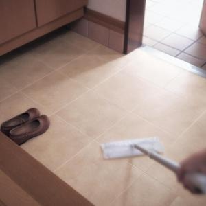 BELLE MAISON DAYS 拭き掃除ができる防水玄関シート[日本製] 「約1m」