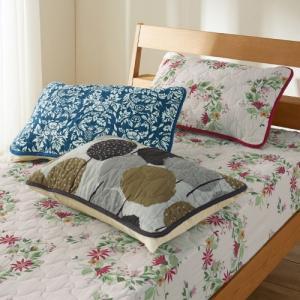水洗いガーゼの枕パッド2枚セット 約43×63cm/ベルメゾンネット