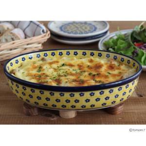 Ceramika Artystyczna ポーランド製のオーブンディッシュ