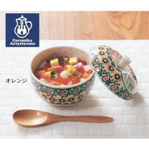Ceramika Artystyczna ポーランド製のりんごポット