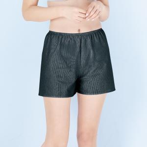 ●総丈:33cm ●ポリエステル65%、綿35%(トリコット) ●吸水速乾・静電気防止機能 ●ベトナ...