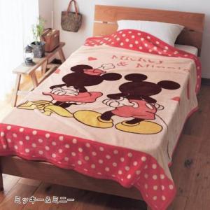 ディズニー マイクロファイバー毛布 チップ&デール〜トイ・ストーリーの写真