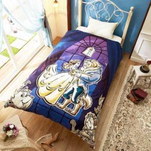 ディズニー カタログ表紙を飾ったオリジナルデザインの掛け布団...