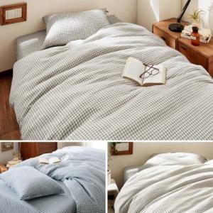 ふんわりダブルガーゼの掛け布団カバー単品・枕カバー単品 「枕カバー」