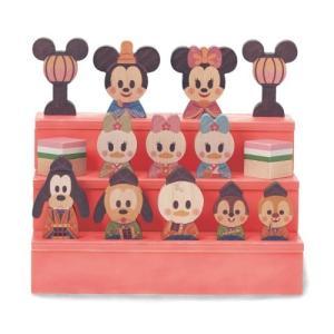 ディズニー 子供おもちゃ Disney KIDEAお雛様限定セット