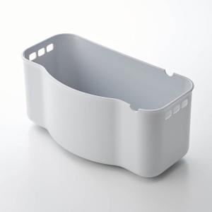 洗い桶 PP 桶 日本製 7L グレー キッチン 用品 シンク つけ置き 洗い 水回り 水まわり 洗...