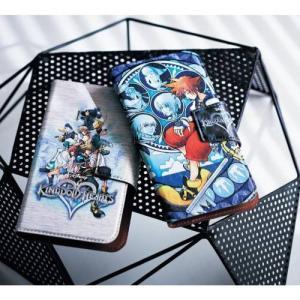 ディズニー スマートフォンケース/キングダム ハーツ 「iP...