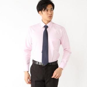 メンズ 形態安定オックスボタンダウンドレスシャツ【M〜LL】 「ピンク」 bellemaison