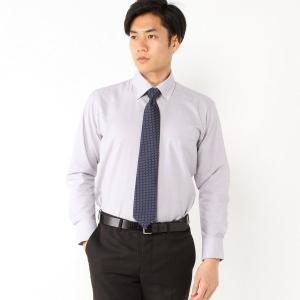 メンズ 形態安定オックスボタンダウンドレスシャツ【M〜LL】 「グレー」 bellemaison
