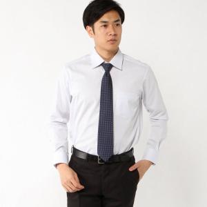 メンズ 制菌・抗菌・防臭・形態安定加工ドレスシャツ 【S〜5L】 「グレー」 bellemaison