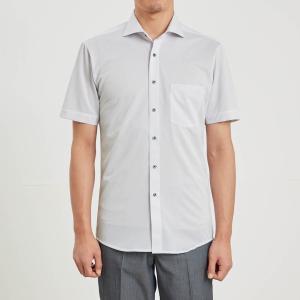 ノーアイロン速乾ビジネススリムシャツ 「オフホワイト」|bellemaison